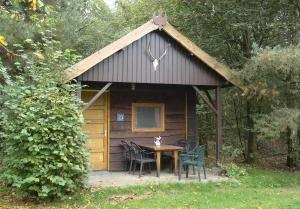 Hut 1: Grote trekkershut