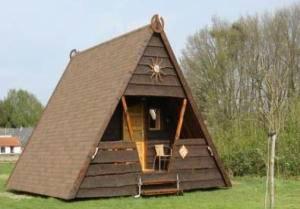 Hut 11: Draaihut