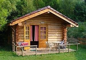 Hut 7: Rondstamhut