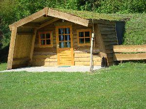 Hut 8: Grondhut